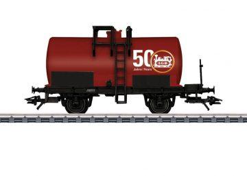 Kesselwagen HSB 50 Jahre LGB <br/>Märklin 044450 1