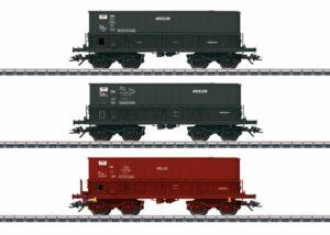 Schüttgutwagenset Minéralier <br/>Märklin 048436