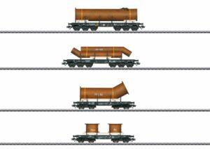 Schwerlastwagen-Set DB <br/>Märklin 048695