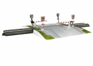 Bahnübergang einteilig <br/>Märklin 074924
