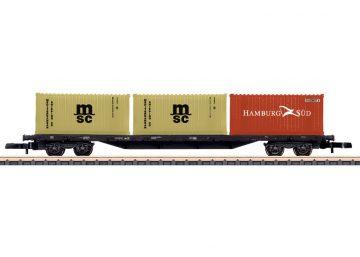 Containertragwagen Sgs 693 DB <br/>Märklin 082662 1