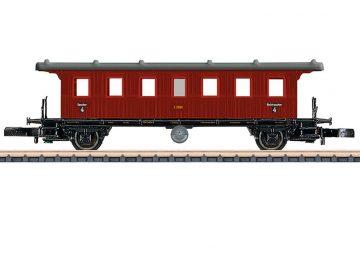 Plattformwagen-Set K.W.St.E