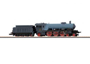 Dampf-Lokomotive Klasse C K.W.St.E