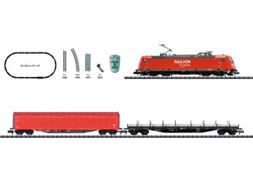 Startpackung Güterzug DB AG <br/>TRIX 11145 2