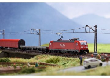 Startpackung Güterzug DB AG <br/>TRIX 11145 3