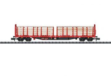 Güterwagen Holztransport <br/>TRIX 15650 1
