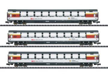 Wagen-Set Gotthard Panorama E <br/>TRIX 15674 2