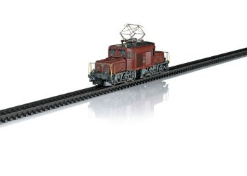 Elektro-Lokomotive Serie De 6/6 SBB <br/>TRIX 22961 1