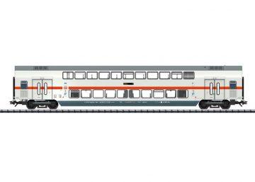 IC-Doppelstockwagen 1./2.Kl