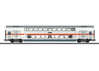 IC-Doppelstockwagen 1./2.Kl.D <br/>TRIX 23248