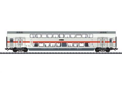 IC-Doppelstockwagen 2.Kl.DB A <br/>TRIX 23249