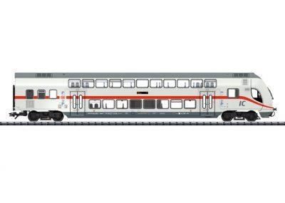 IC 2 Doppelstock-Steuerwagen, DB AG <br/>TRIX 23250