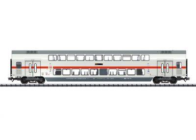 IC 2 Doppelstockwagen 2. Kasse, DB AG <br/>TRIX 23251
