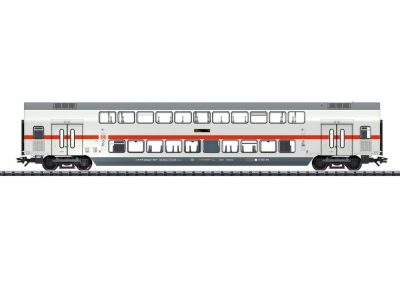 IC 2 Doppelstockwagen 2. Kasse, DB AG <br/>TRIX 23252