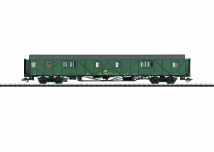 Gepäckwagen DB <br/>TRIX 23496