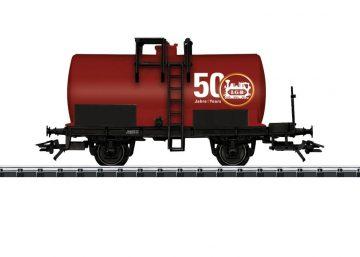 Kesselwagen HSB 50 Jahre LGB <br/>TRIX 24316 1