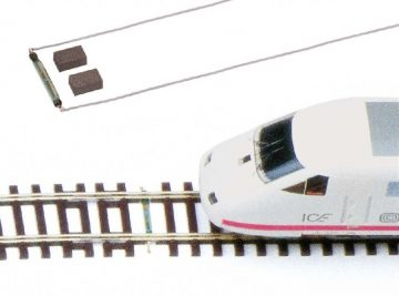 Mini-Magnet-Impulsschalter <br/>BUSCH 5725 1