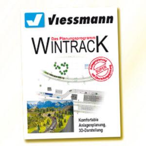 WINTRACK 3D Vollversion EN Viessmann 10061