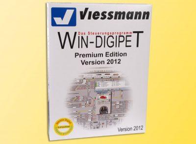 WIN-DIGIPET Premium Ed. 2015 <br/>Viessmann 1011