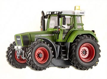 Traktor Fendt mit Bel