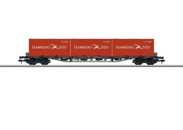 Märklin 58709 <br/>Containertragwagen Sgjs 716 D 1