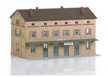 Märklin 89703 <br/>Bausatz Bahnhof Eckartshausen 3