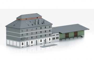 Märklin 89705 <br/>Bausatz WLZ-Gebäude m
