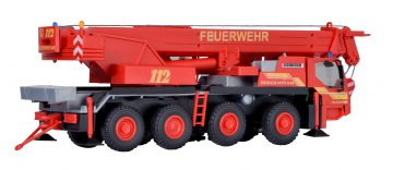 kibri 13041 <br/>Feuerwehr Kranwagen 4