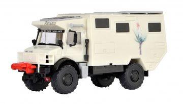 kibri 14977 <br/>UNIMOG Wohnmobil Unicat 2