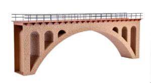 Vollmer 42549 <br/>Brücke, Mauersteinbrücke, gerade