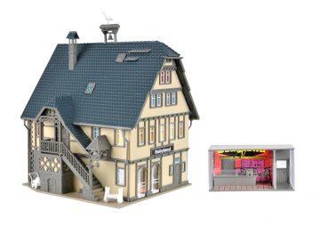 Vollmer 43661 <br/>Boutique Babyland mit Beleuchtung 3