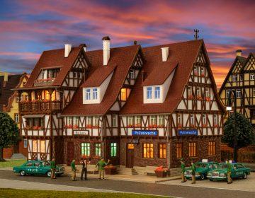 Vollmer 43693 <br/>Rathaus, Polizeiwache und  2