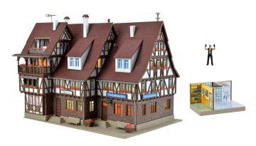 Vollmer 43693 <br/>Rathaus, Polizeiwache und  3