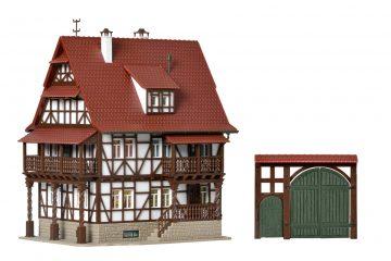 Vollmer 43732 <br/>Winzerhaus mit Hoftor 3