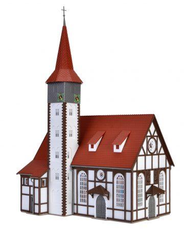 Vollmer 43768 <br/>Fachwerkkirche Altbach 3