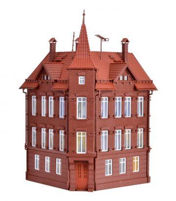 Vollmer 43807 <br/>Eisenbahner-Wohnhaus, Eckh 3