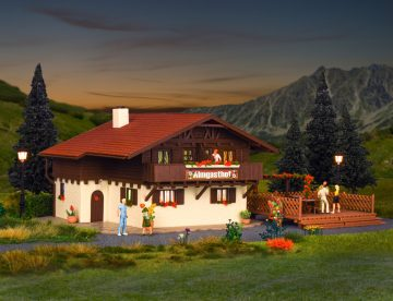 Vollmer 43960 <br/>Almgasthof mit Holzterasse 2