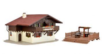 Vollmer 43960 <br/>Almgasthof mit Holzterasse 3