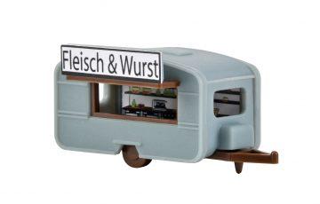 Vollmer 47619 <br/>Verkaufswagen Fleisch & Wur 2