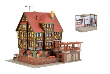 Vollmer 47688 <br/>Bäckerei mit Gartencafé, In 3