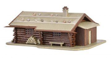 Vollmer 47743 <br/>Jagdhütte mit Brunnen und H 3