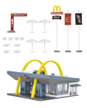 Vollmer 47765 <br/>McDonald´s Schnellrestaurant 3