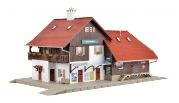 Vollmer 49050 <br/>Bahnhof Berwang, Start und 2