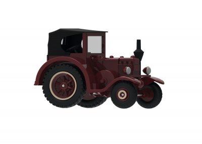 Märklin 18033 <br/>Eilbulldog Cabrio