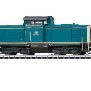 Märklin 39212 Diesellokomotive Baureihe 212