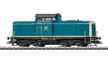Märklin 39212 <br/>Diesellokomotive Baureihe 212 1