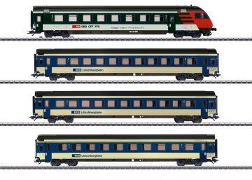 Märklin 42175 <br/>Schnellzugwagen-Set EW IV 1
