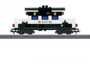Märklin 44738 <br/>Märklin Start up – Bausteinwagen mit Sound und Lichtbausteinen 1