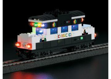 Märklin 44738 <br/>Märklin Start up – Bausteinwagen mit Sound und Lichtbausteinen 2