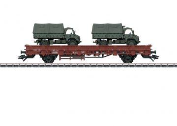 Märklin 46936 <br/>Rungenwagen Kbs 443 1